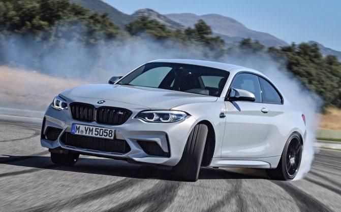 Fan forum leaks BMW M2 CS' alleged details