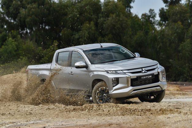 Next Mitsubishi Triton will spearhead alliance's new pick-up generation