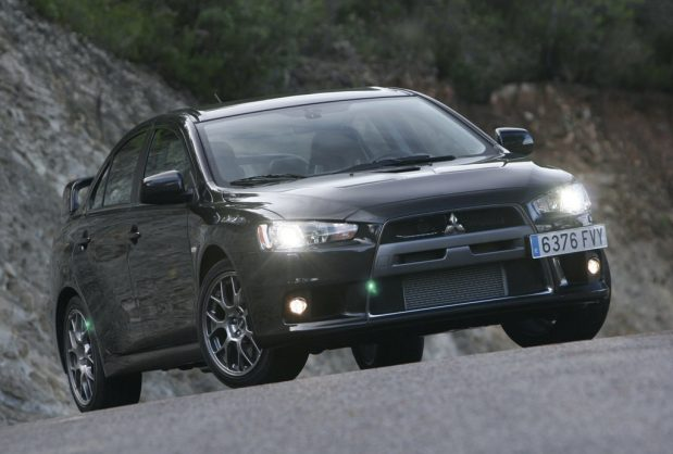 Mitsubishi COO declines commenting on Evo revival claims