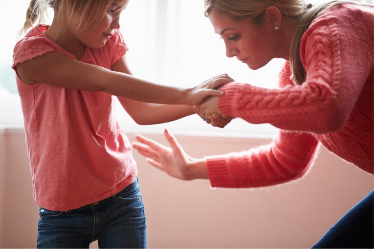 What are parents saying about the 'anti-spanking' law?