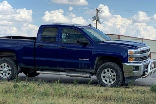 Man hijacks postal truck in Texas before opening fire in