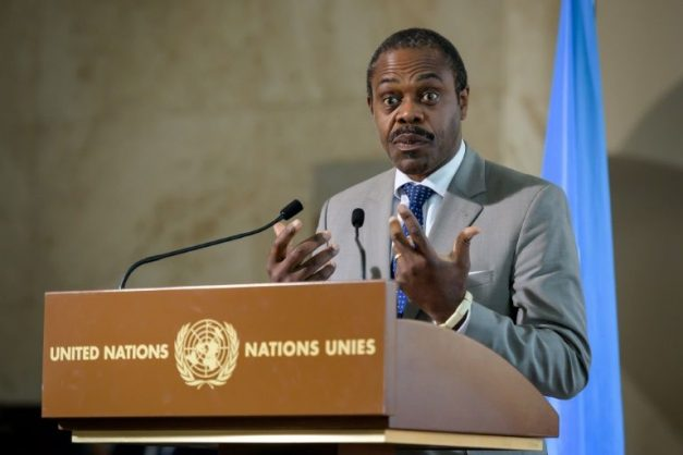 DR Congo's former health minister arrested for 'embezzling Ebola funds'