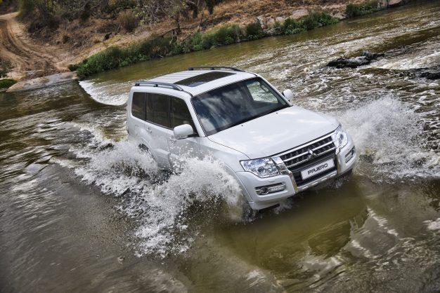 Mitsubishi Pajero's future anything but clear-cut
