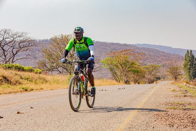 Man to cycle over 3,000km from Tzaneen to Tanzania
