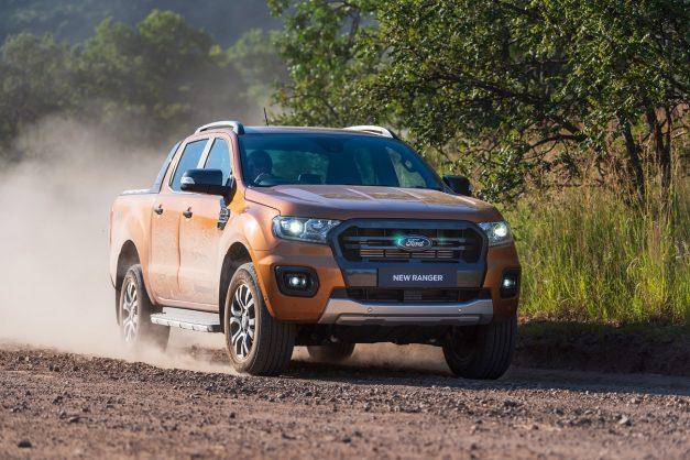 V6 tipped for return in next Ford Ranger as petrol Raptor rumours resume
