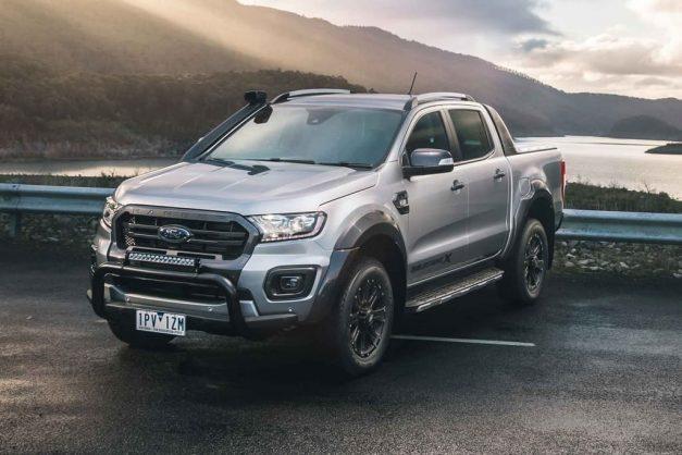 Ford Ranger Wildtrak gets even more wild Down Under