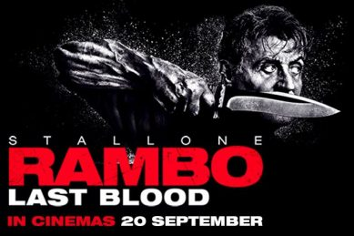 Rambo embarks on another deadly journey one last time
