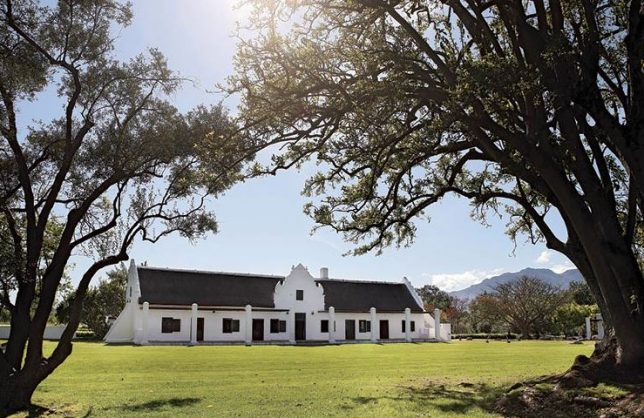 Experience Spier Wine Farm without the wine