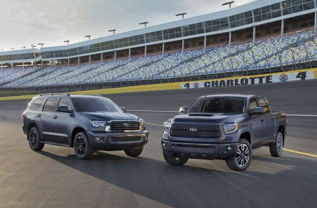 Toyota Australia getting serious about RHD Tundra, adds Sequoia as well