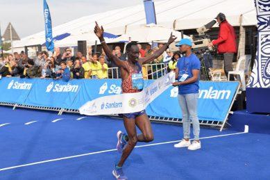 Kenyans shine at Cape Town Marathon