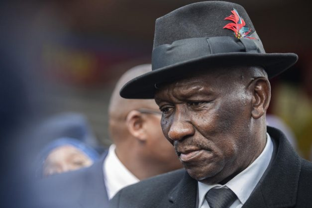 Budget cuts will harm police performance – Cele