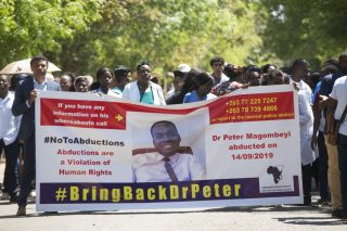 SA doctors plead for 'missing' Zim medic to be found