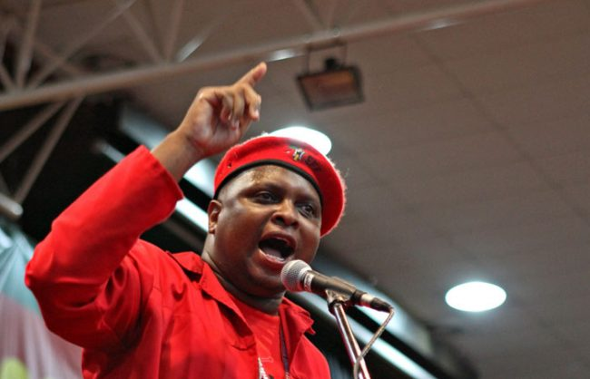 Shivambu says article about his 'VBS Land Rover' is a lie