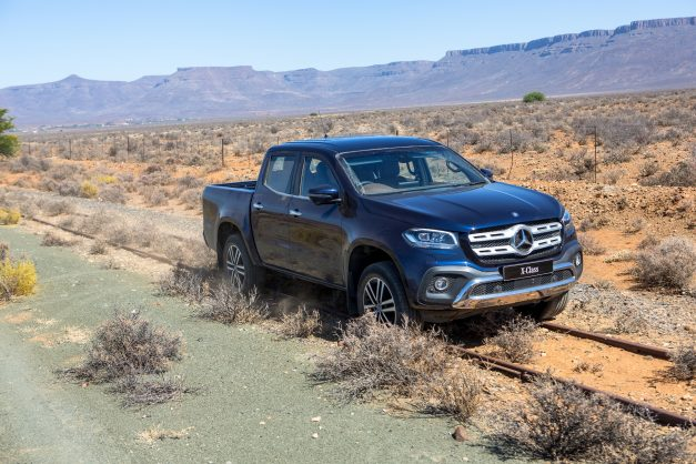 Mercedes-Benz not commenting on X-Class axing rumours
