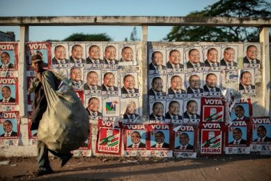 EU casts doubt on credibility of Mozambique election