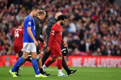 Image result for Salah injury