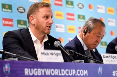 'Plan for everything': Rugby World Cup's advice to Tokyo Olympics
