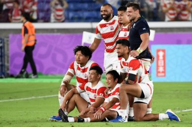 'Scary' how good Japan can be, warns sleepless Leitch
