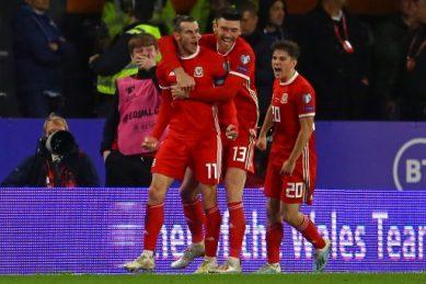 Bale on target as Wales' Euro hopes on knife-edge