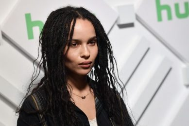 Zoe Kravitz to play Catwoman in new 'Batman' film