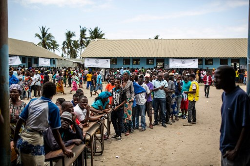 Partial Mozambique election results show big win for ruling party