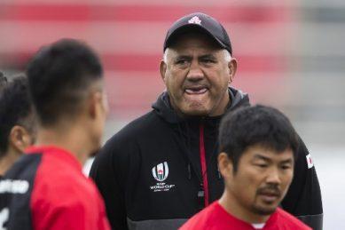 Joseph changes one for Japan's 'massive' quarter-final