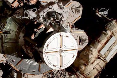 WATCH: Nasa conducts first all-female spacewalk