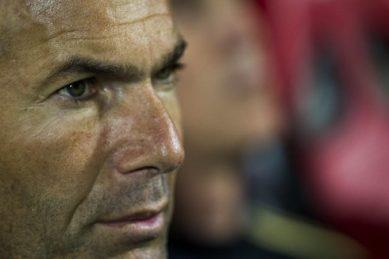 Criticism 'bothers me' says Zidane ahead of crunch Galatasaray game