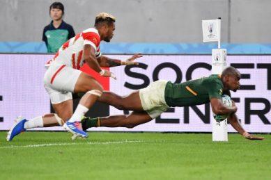 Mapimpi magic helps brutal Springboks reach semis