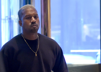Sparse trailer for Kanye West Imax film released