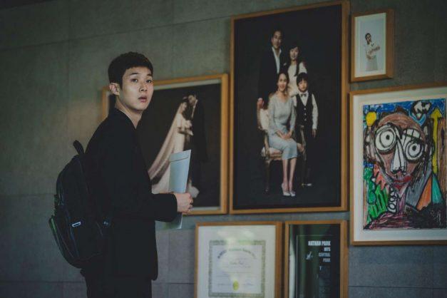 Image Result For Review Korean Film Parasite