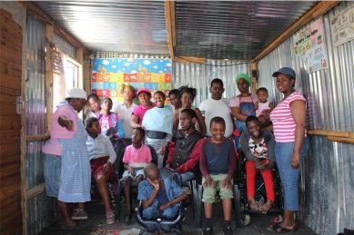 Springs special needs care centre provides a learning space for the disabled