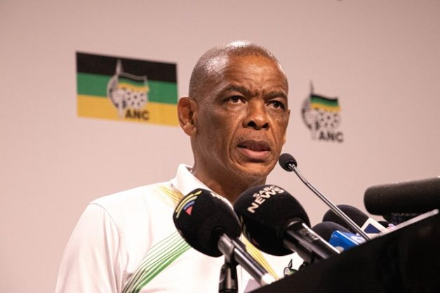 ANC Free State members call for Magashule to step down