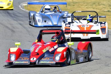 First race sees two titles won