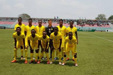 Amajimbos bow out of Cosafa Cup