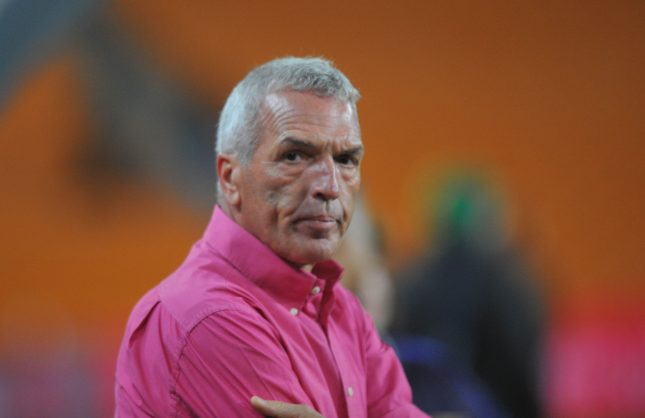 Chiefs coach weighs in on Pitso's showboating comments
