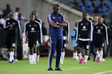 Pirates coach Mokwena impressed with team's performance