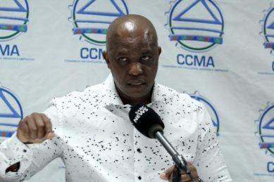 CCMA saw 'unanticipated' increase in 2018/2019 case load