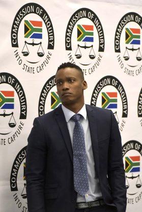 Duduzane Zuma: 'Unfortunately I'm caught in a political storm'