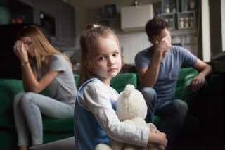 Divorced parents may not be able to see kids for 21 days - The Citizen