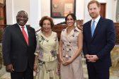 PRENTE, VIDEO: Ramaphosa vergader met Harry en Meghan - Citizen