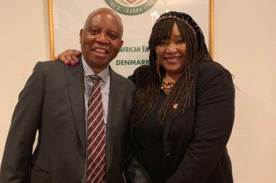 Steve Hofmeyr objects to Mashaba calling Zindzi Mandela 'Her Excellency'