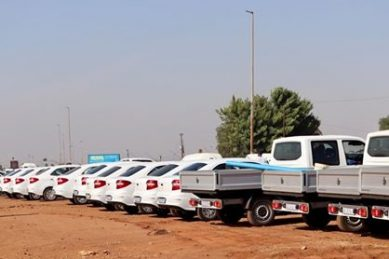 New fleet to boost service delivery in Emfuleni municipality