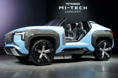 Highlights from the Tokyo Motor Show 2019