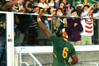 Kolisi: I watched the 2007 final from a tavern