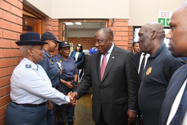 Service delivery: Those who do not perform will be removed – Ramaphosa