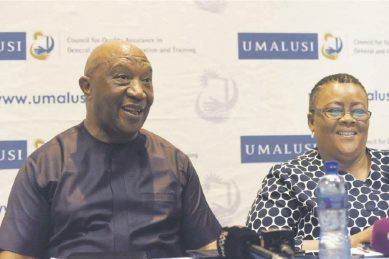 Education quality watchdog Umalusi gets top marks