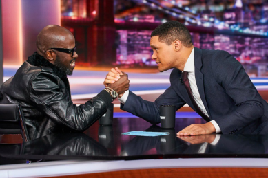 Black Coffee set to make guest appearance on The Daily Show