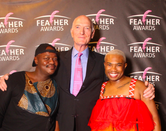 WATCH: Load shedding hits the Feather Awards