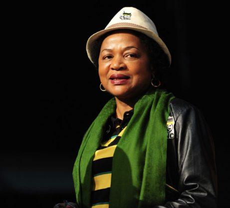 Baleka Mbete, SA's new 'hilarious' comedian